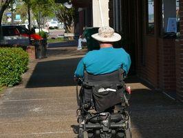 Types de Handicap Transport