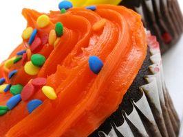 Hiver Cupcake Idées
