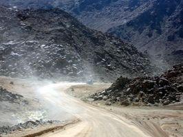 Produits verts pour Road réduction des poussières