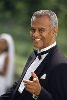 Pourquoi un blanc-cravate différent d'un Black-Tie Affair?