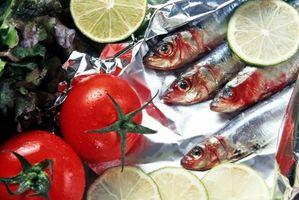 Comment conserver les frais Sardines