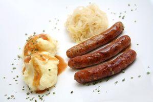 Épices les plus utilisées dans les aliments allemands