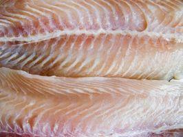 Comment Lever les filets de poisson à tête plate