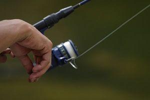 Comment faire pour mettre un New Line sur une canne à pêche