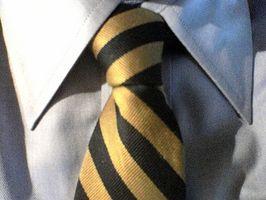 L'histoire de la cravate
