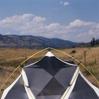 Moto Camping dans l'État de Washington