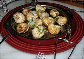Comment préparer Jardin escargots pour manger