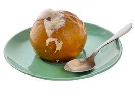 Comment un noyau Apple pour cuisson
