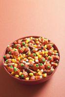 Comment décorer un gâteau Rectangle pour Halloween ou Thanksgiving