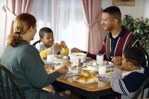 De nouvelles idées pour le dîner pour les enfants capricieux