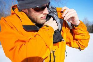 Comment rester au chaud tente de camping par temps froid