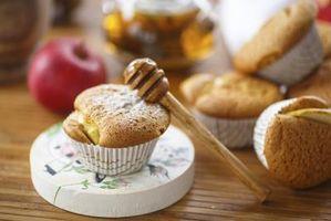 Comment Remplacer miel pour le sucre dans une recette 1