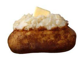 Boulangerie astuces de pommes de terre