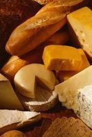 Types de fromage pasteurisé