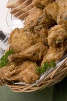 Comment Blanchir Fried Chicken