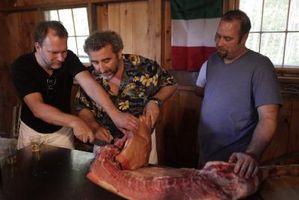 Comment construire un brûleur pour un torréfacteur de porc