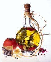Dangers avec de l'huile d'olive infusée à l'ail