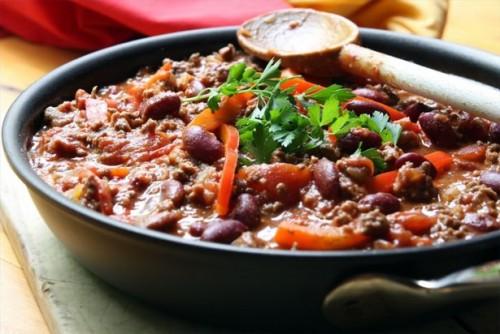 Comment faire Chili Simple et délicieux