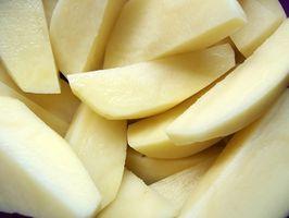 Comment puis-je Saison une pomme de terre sur un jeûne de Daniel?