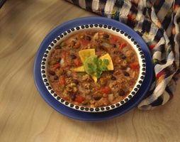 Comment Blanchir les haricots pour soupe de haricots