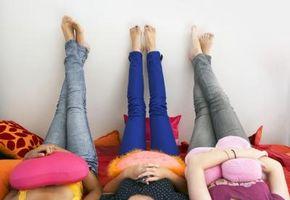 Types de jeans pour Juniors