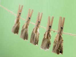La meilleure façon de conserver Sachets de thé