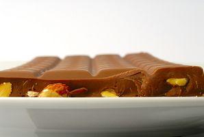 Conseils beauté avec du chocolat