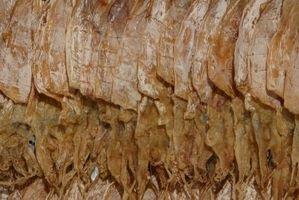 Comment conserver la viande déshydratée