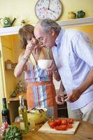 Temps de stockage pour l'huile d'olive vinaigrette maison