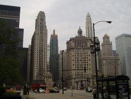 Near restaurants à Chicago Steppenwolf