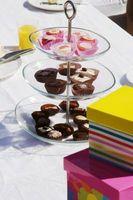 Comment créer une barre Candy Dessert