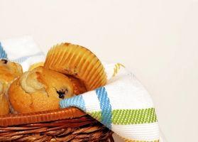 Comment Remplacer Sucanat pour le sucre dans Muffins