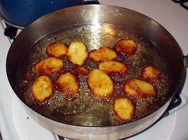 Comment faire Fried plantains rapide