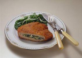 Qu'est-ce qu'un Side Dish Bon pour un total de poulet farcies?