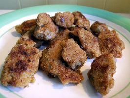 Comment faire Bandes végétarien poulet