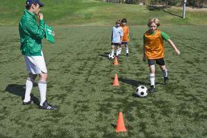 La pratique du football Fun pour les enfants