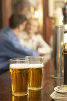 Comment commander un repas dans un pub