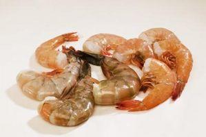 Le plus court chemin à Peler crevettes