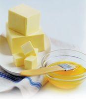 Comment faire cuire avec du beurre,