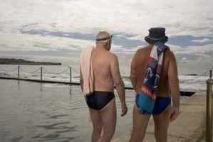 Comment porter un maillot de bain pour les hommes Skimpy