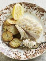 Différentes façons de faire Whiting poisson