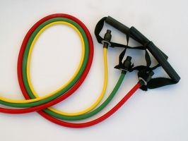 Comment mettre sur pied une bande élastique