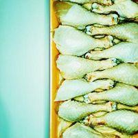 Comment conserver poulet frais