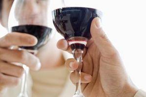 Comment faire du vin dans des Griottes
