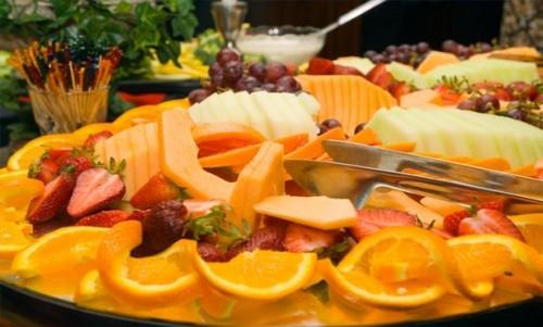 Comment préparer un beau plateau de fruits