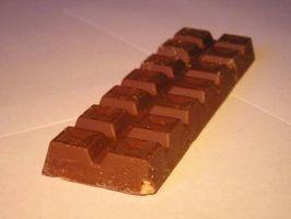 Comment faire Lollipops de chocolat avec des moules