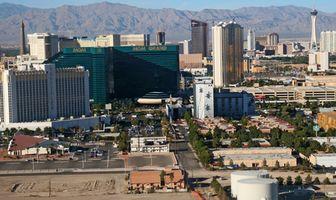 Activités de boxe à Las Vegas