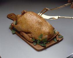 Comment découper un canard pour la cuisine