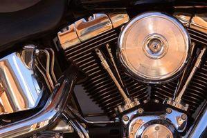 Comment régler Vannes sur une moto Yamaha Road Star