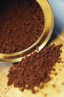 Quels sont Folgers instantanée granules de café?